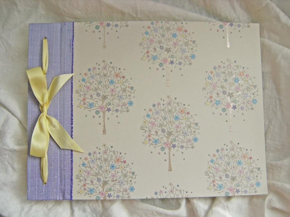 Extra Large Baby Album - Beautiful Big Album - Custom Made to Order