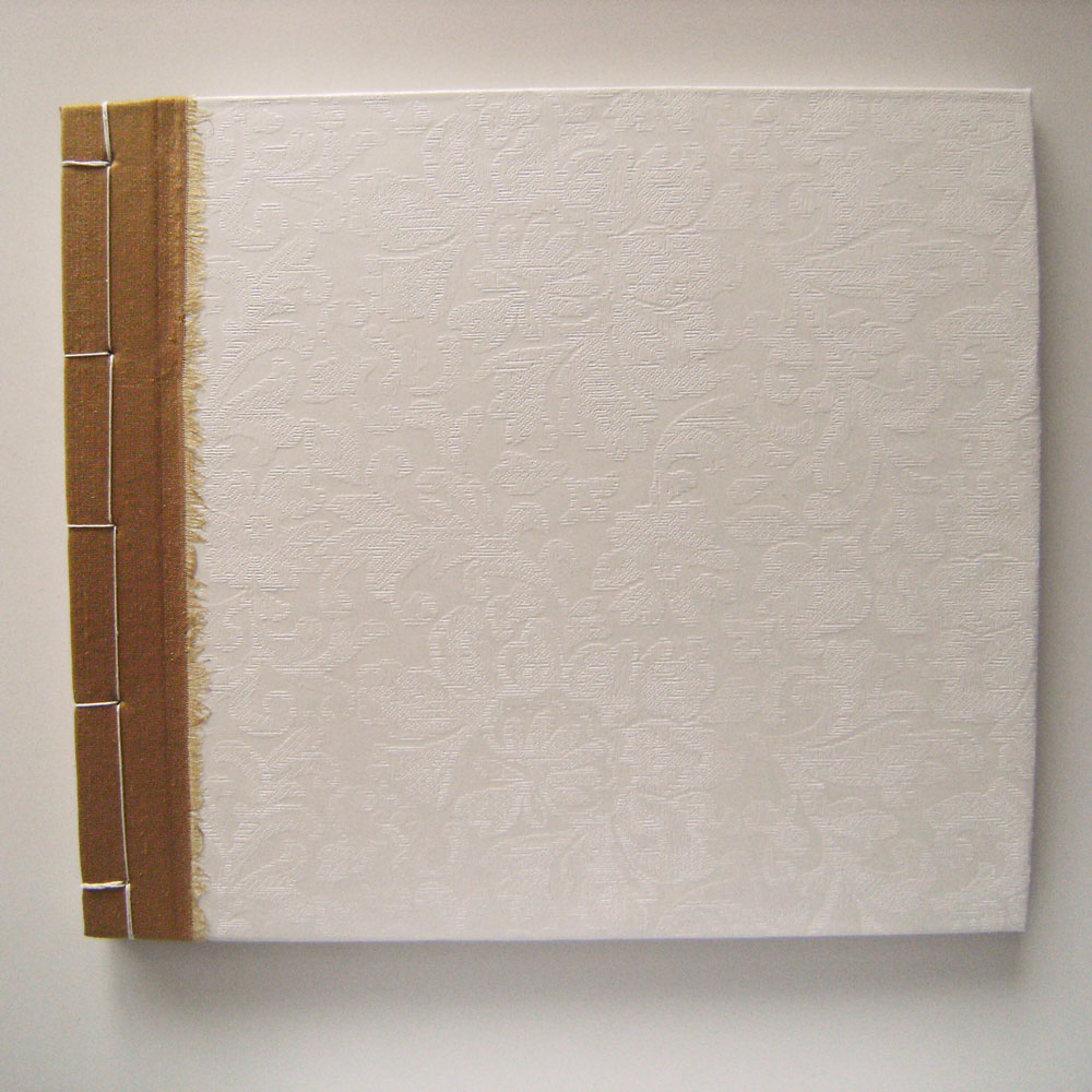Wedding Guest Book or Album - Your Color Scheme - Custom Made to Order
